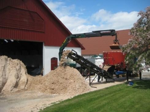 Levering af sand, sten, grus & granit, Fyn og Odense